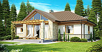 Проект дома uskd-50, фото 1
