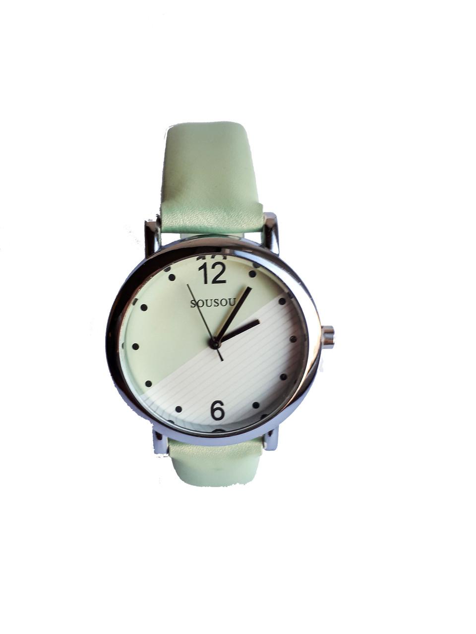 Часы женские SouSou Double Салатовый