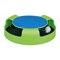 Игрушка для кошек Trixie Трек игровой «Catch The Mouse» d=25 см, h=6 см (цвета в ассортименте) 41411