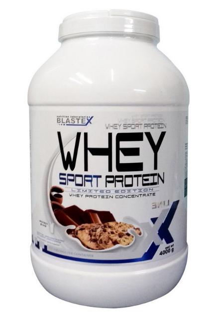 Протеин BLASTEX Whey Sport Protein 4 kg