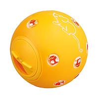 Игрушка для кошек Trixie Мяч для лакомств d=7 см (пластик, цвета в ассортименте) 4137