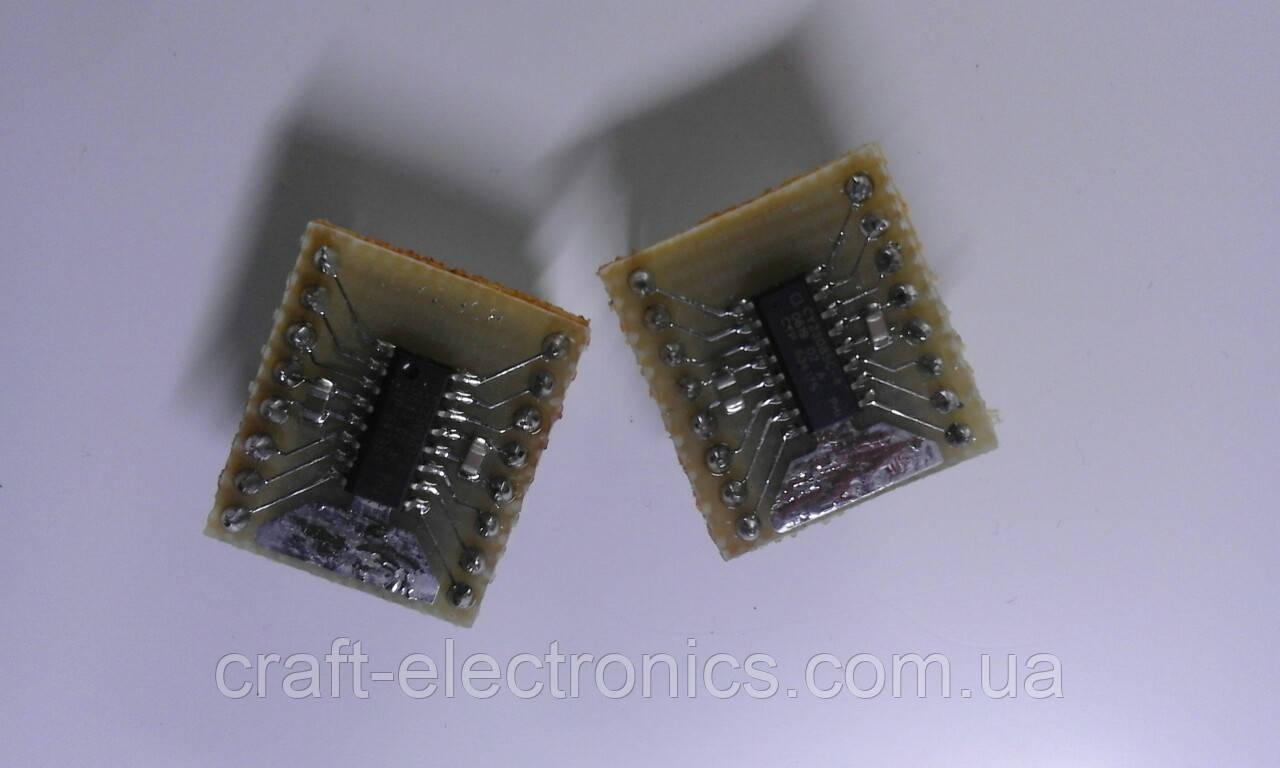 CY2308-1 Модуль на мікросхемі CY2308-1