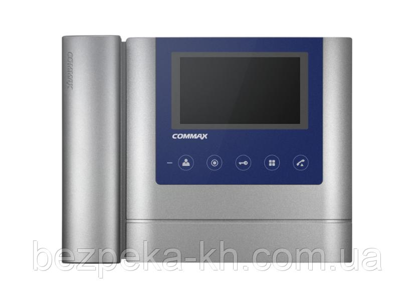 Видеодомофон COMMAX CDV-43MH Blue&Silver
