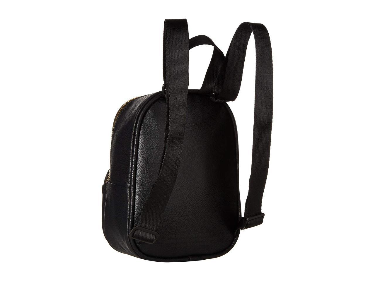 official photos 38b0c 3f173 Рюкзак (Оригинал) adidas Originals Originals Mini PU Leather Backpack  Black Gold, ...