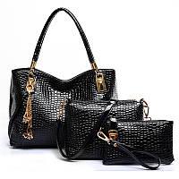 Набор лаковых сумок AL6693