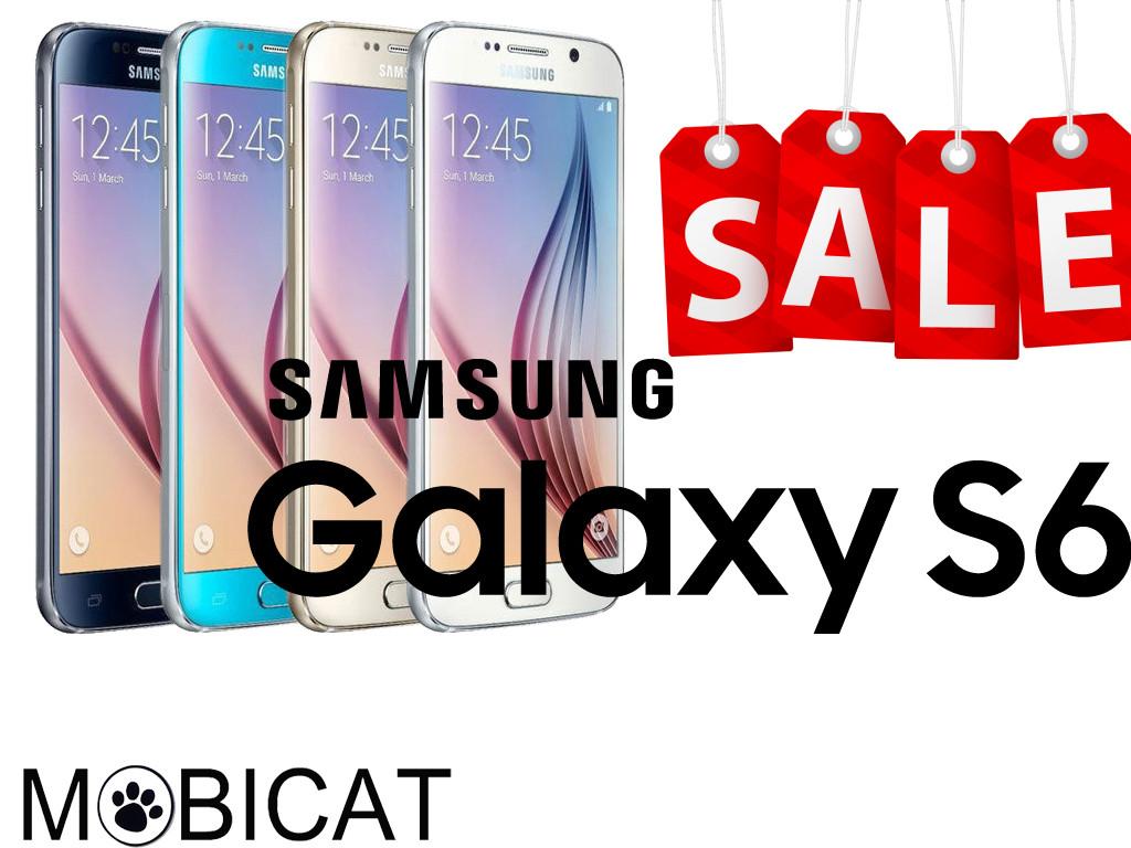 Оригинальный Samsung galaxy s6 флагманский смартфон с отличной камерой и мощным процессором