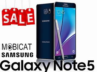 Оригинальный Samsung Galaxy Note 5 Флагманский смартфон с большим экраном и мощным процессором