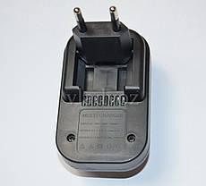 Универсальное зарядное жабка + USB автомат, фото 2