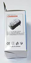 Универсальное зарядное жабка + USB автомат, фото 3
