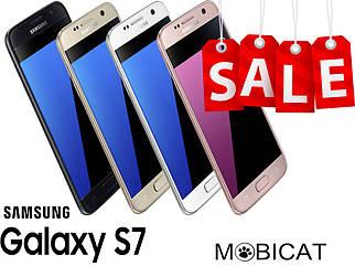 Оригинальный Samsung Galaxy S7 флагманский смартфон с отличной камерой и мощным процессором