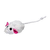 Игрушка для кошек Trixie Мышка 5 см (плюш, цвета в ассортименте) 4503