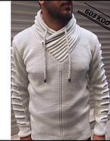 Супер стильные тёплые турецкие мужские свитера