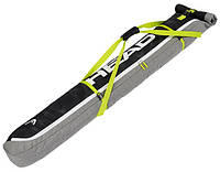 Чехол для лыж HEAD Single Ski Bag 726424300983 черный серый