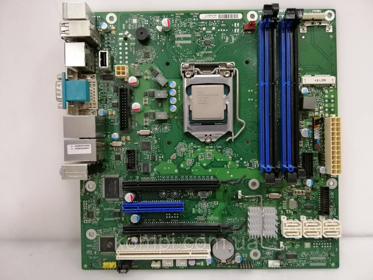 Материнская плата FUJITSU D3231-S   S1150 DDR3 Q87