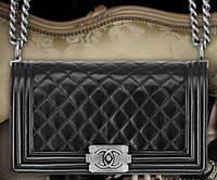 Сумка клатч Chanel boy, фото 1