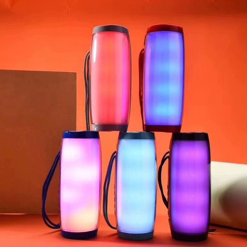 Колонка Bluetooth JBL LED TG157 реплика
