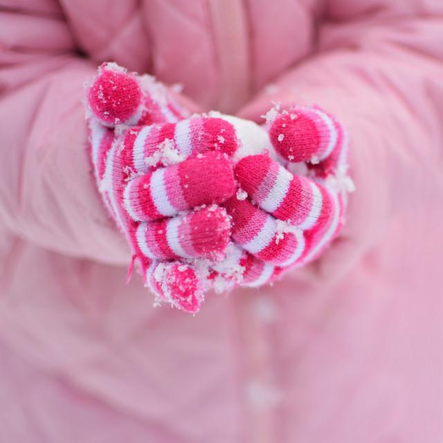 купить детские рукавички Польша оптом