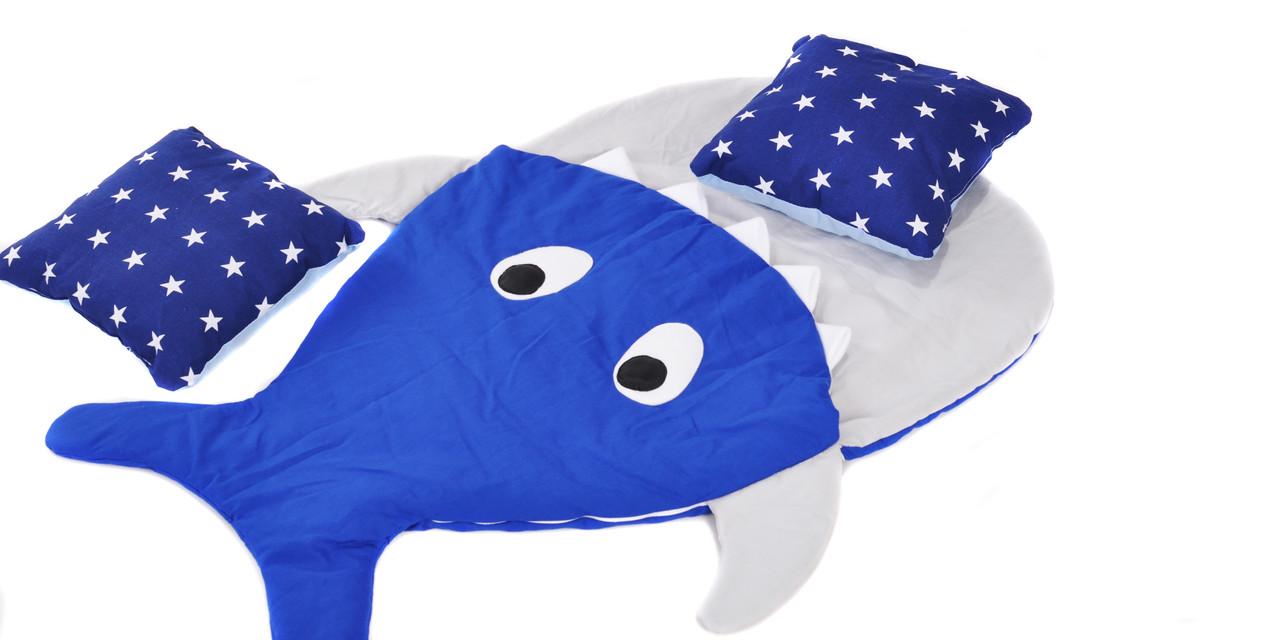 """Спальник для сна """"Рыбка"""""""