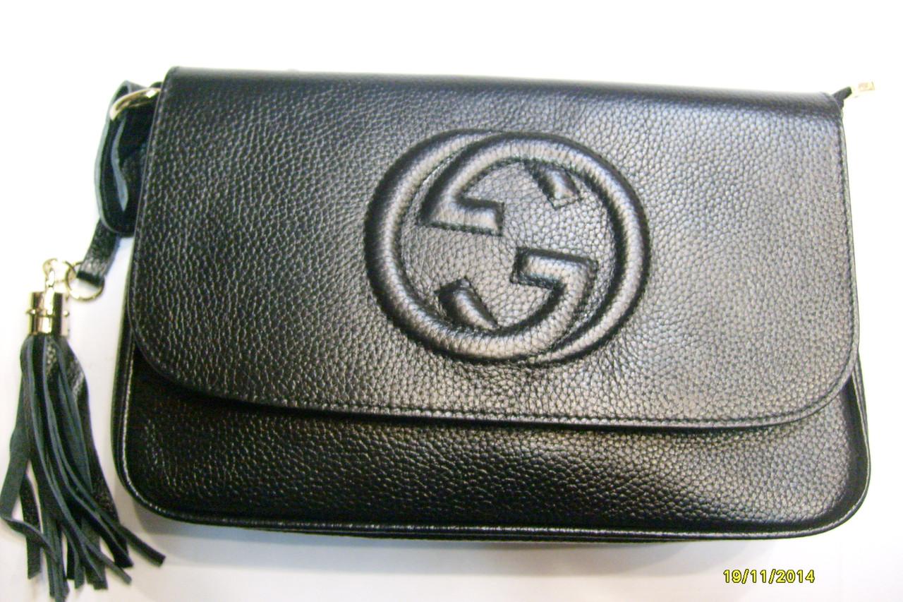 Клатч женский кожаный. Код 336752.
