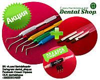 Акционный набор ( гладилки + кисточки + гели) стоматологические моделировочные C