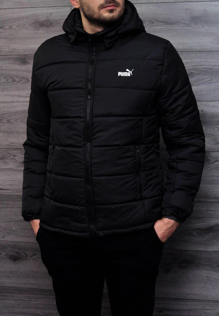 3d63fdef5a65 Зимняя Мужская Куртка Puma Windproof — в Категории