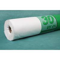 Агроволокно белое 2,1 x 100 м плотность 30 г/м. кв. Agreen