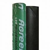 Агроволокно черное 1,6 x 100 м плотность 50 г/м. кв. перфорированное Agreen