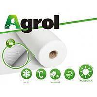 Агроволокно белое 3,2 x 100 м плотность 40 г/м. кв. Agrol