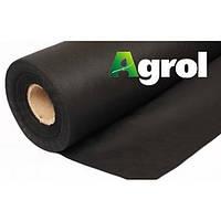 Агроволокно черное 3,2 x 100 м плотность 40 г/м. кв. мульчирующее Agrol