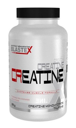 Креатин BLASTEX Creatine Monohydrate Taurine 300 g без вкуса