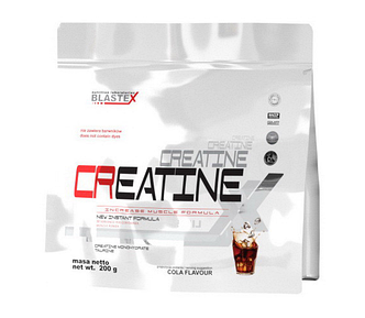 Креатин BLASTEX Creatine Monohydrate Taurine 200 g