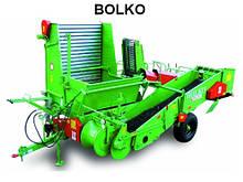 Запчасти на комбайн Bolko Z643