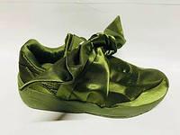 Женская реплика фирменной обуви производителя Puma