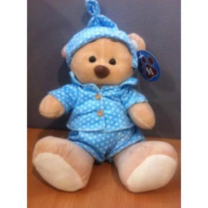 Ведмедик в піжамі 6807/20 20см, фото 2