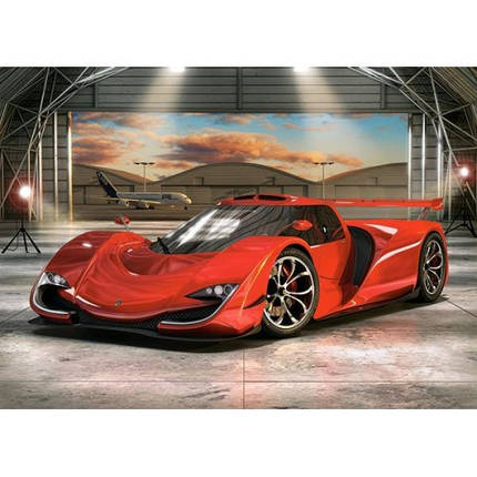Пазл Касторленд 60(6162) Автомобіль 32*23 см, фото 2