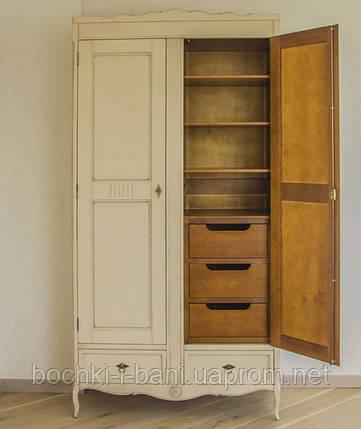 Шкаф платяной двустворчатый, фото 2