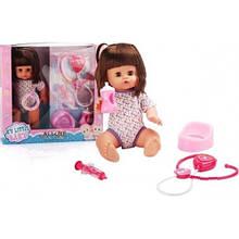 Кукла с мед инструментами (4 шт)(+звук) коробка 45х41х12см