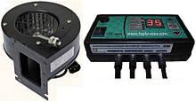 Автоматика для твердопаливного котла TAL RT-22 c вентилятором NWS-75
