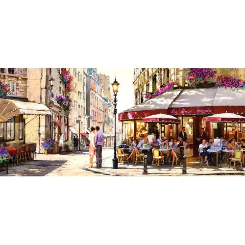 Пазл Касторленд 600 (085) Париж 68*30 см