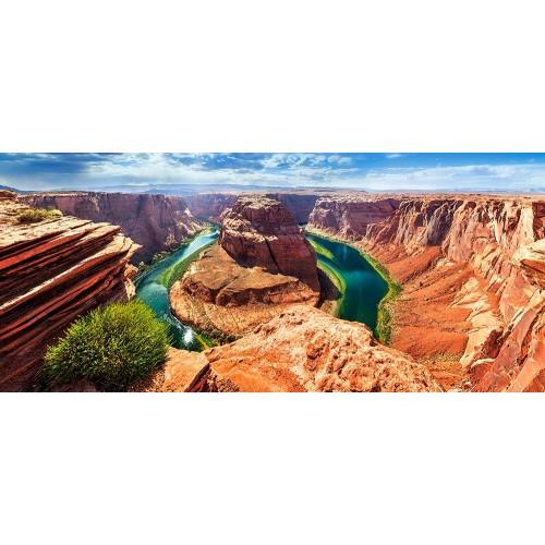 Пазл Касторленд 600 (122) Горний каньйон. Арізона 68*30 см