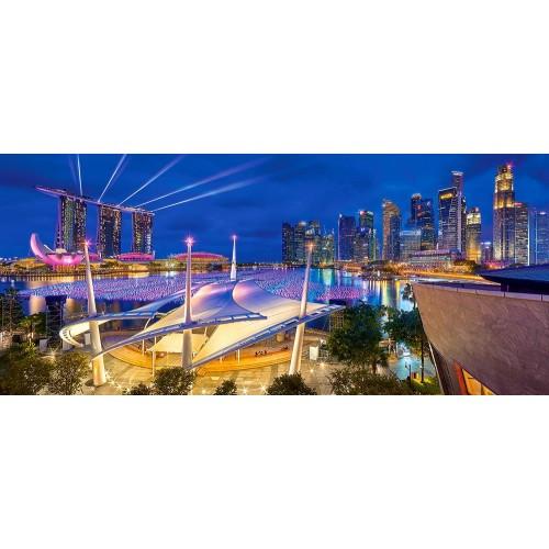 Пазл Касторленд 600 (139) Сінгапур 68*30 см