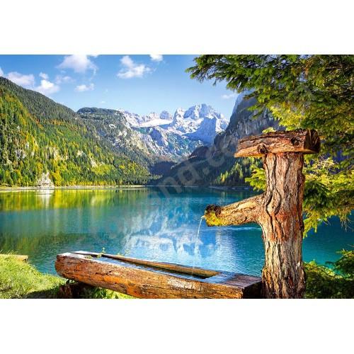 Пазл Касторленд 1500 (1332) Гірське озеро 68*47 см