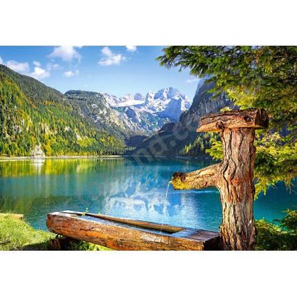 Пазл Касторленд 1500 (1332) Гірське озеро 68*47 см, фото 2