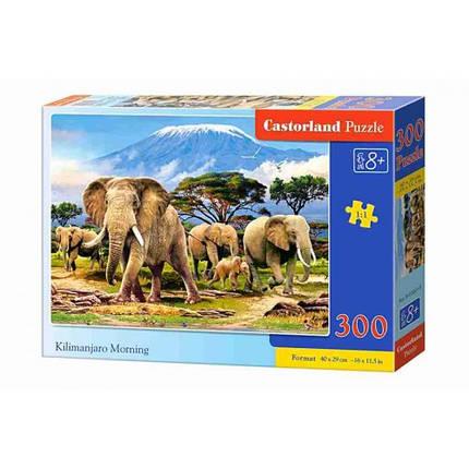 Пазл Касторленд 300 (019) Слони 40*29 см, фото 2