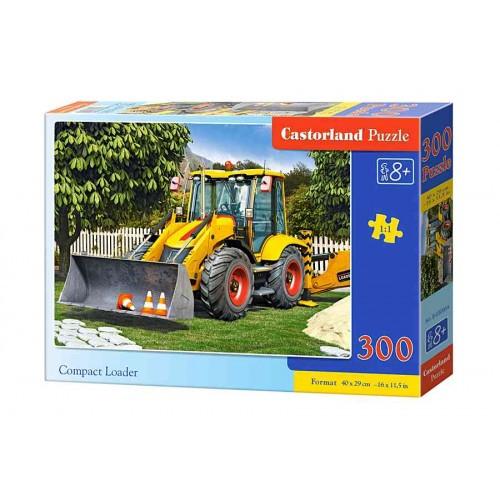 Пазл Касторленд 300 (064) Екскаватор 40*29 см