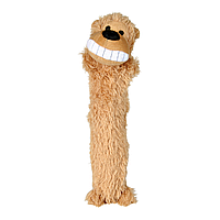 Игрушка для собак Trixie «Longies» с пищалкой 35 см, d=7 см, набор 4 шт. (плюш) 35872
