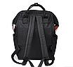 Жіночий сумка рюкзак міський шкільний Living Червоний, фото 6