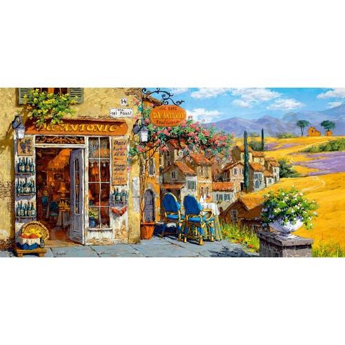 Пазл Касторленд 4000 (171) Тоскани 138*68см