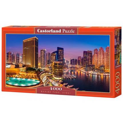 Пазл Касторленд 4000 (195) Пейзаж Дубай138*68см, фото 2