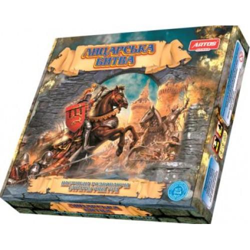 Гра настільна Artos Лицарська битва (в гофрованій коробці) (у)